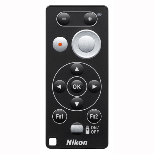 Which remote release accessory can I use with my Nikon camera?