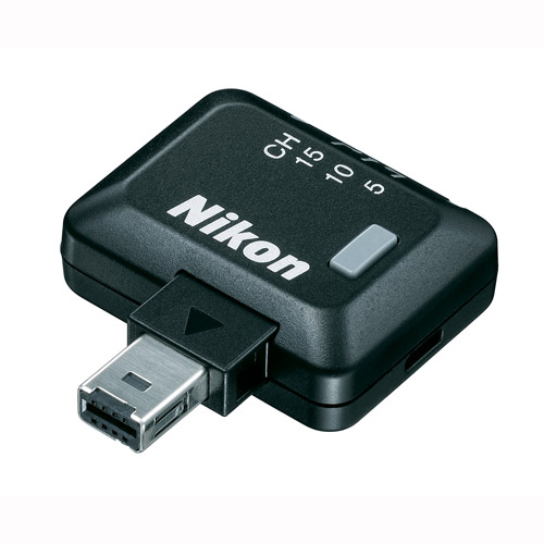 Which remote release accessory can I use with my Nikon